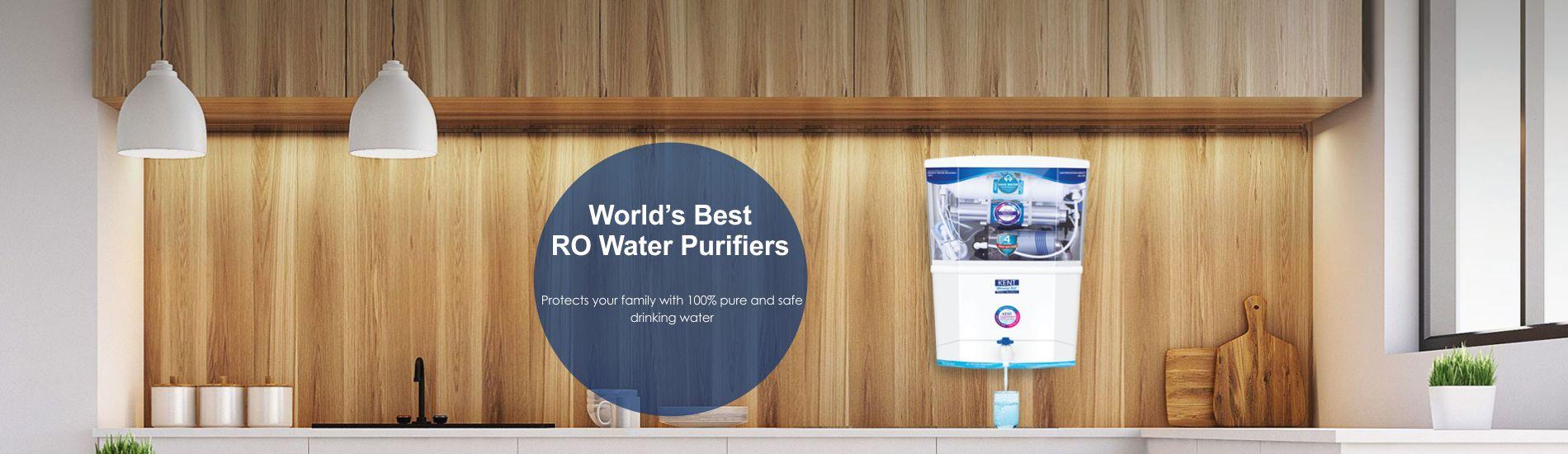 best world ro water purifiers